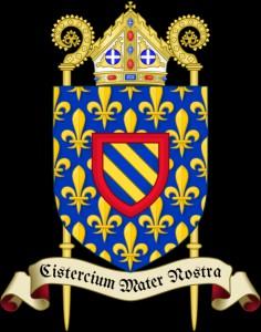 Blason de l'Ordre Cistercien