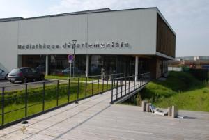 La Médiathèque Départementale 2