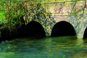 Le Cailly - Pont