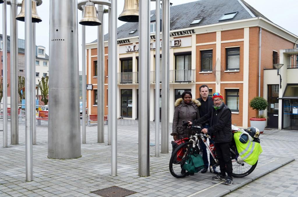 Un Espagnol de 75 ans effectue un tour du monde à vélo depuis six ans