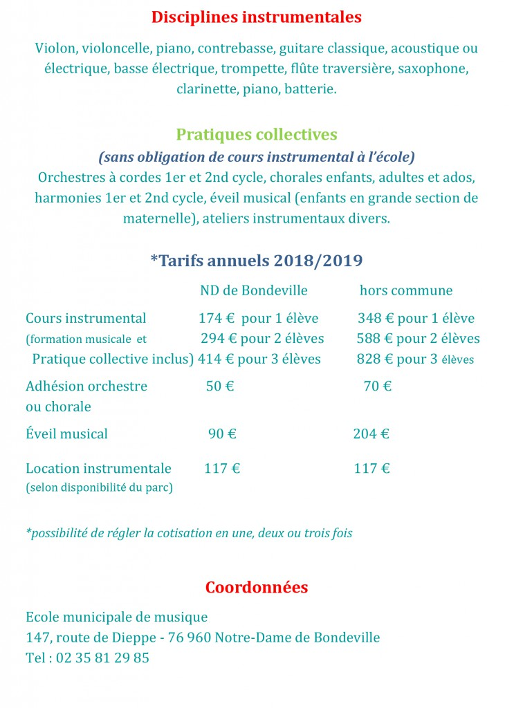 FLYERS RENTREE mai juin 2018-2